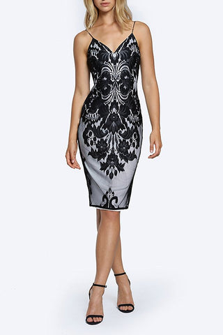 Lumier Sunset boulevard Dress