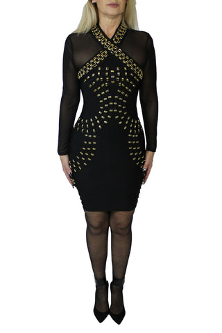 Bee Daring Lux Dress