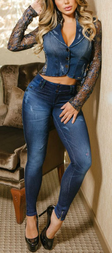 Pitbull Jeans Skinny Denim
