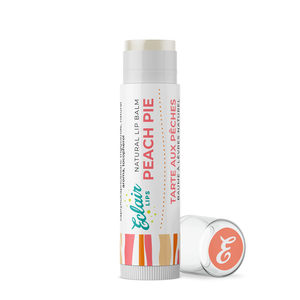 Eclair Lips - Peach Pie Lip Balm