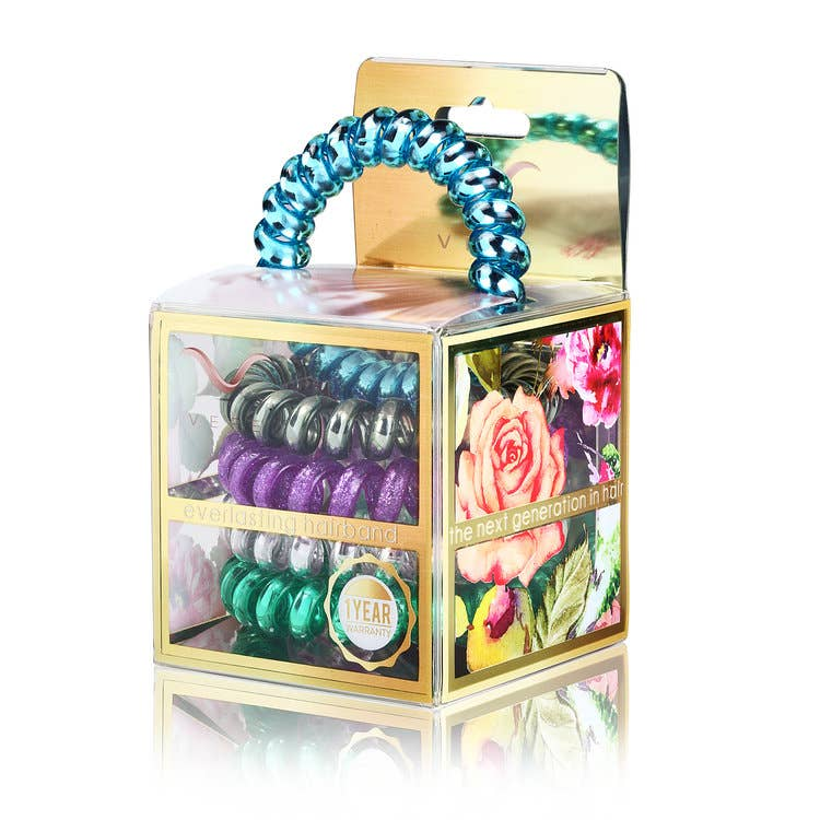 Vere - Cloud Nine Hair Tie & Bracelet Set