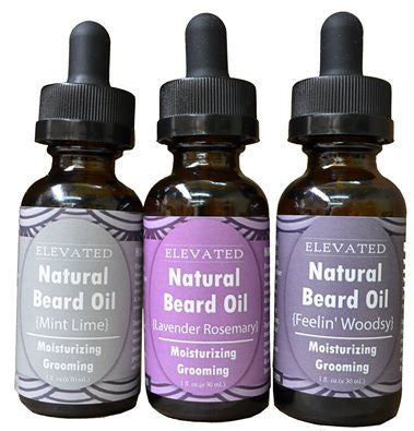 Elevated Beard Oil