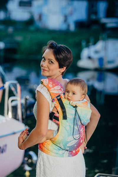 Lenny Lamb Ergonomic Carriers- Baby Size