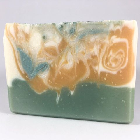 The Confectionery Bar Soap- Harvest Apple