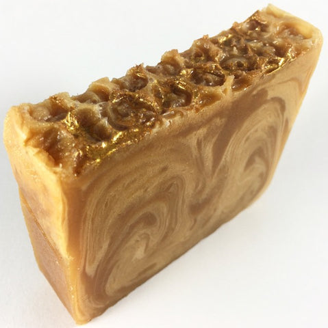 The Confectionery Bar Soap- Honey Almond