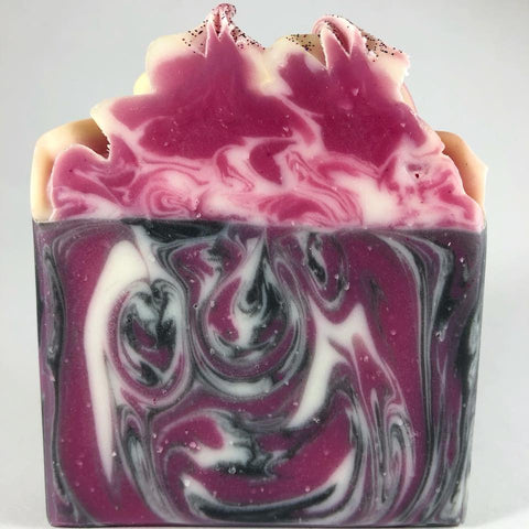 The Confectionery Bar Soap- Blackberry Vanilla