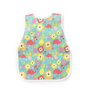 BapronBaby - Tropical Flamingo Toddler Bapron