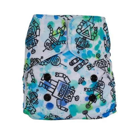 Lalabye Baby Newborn Cloth Diaper