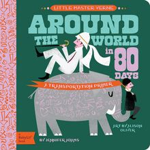 BabyLit Around the World in 80 Days