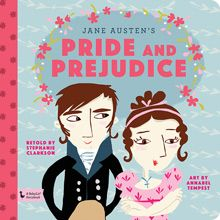 BabyLit Pride and Prejudice-Story Book