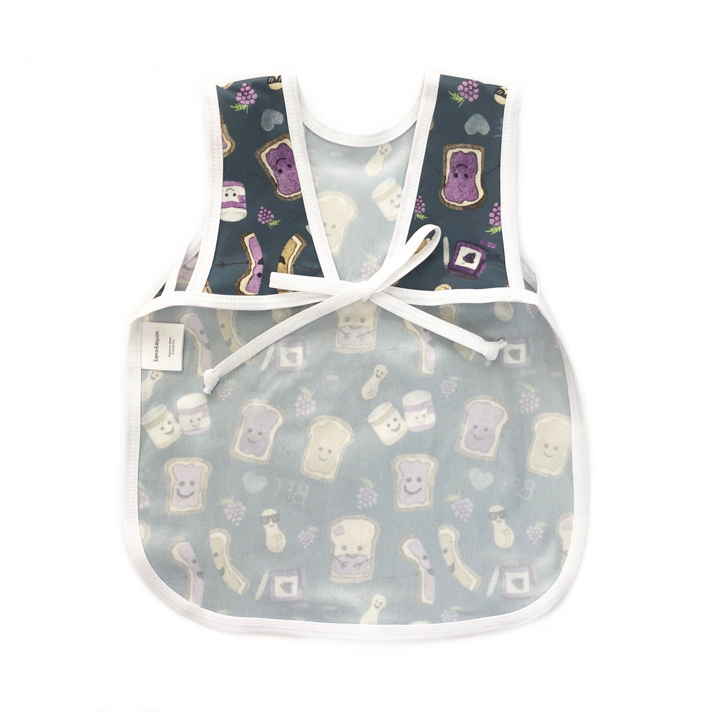 7e7a430c125 BapronBaby - PBJ Pals Bapron – Water Lilies Boutique- For Baby and Mom