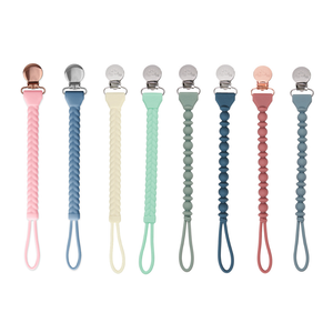 Itzy Ritzy - Sweetie Strap™ Silicone Pacifier Clips