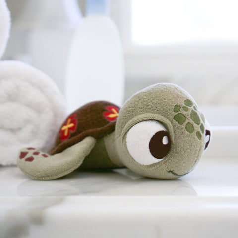 SoapSox Buddies- Disney's Squirt the Turtle