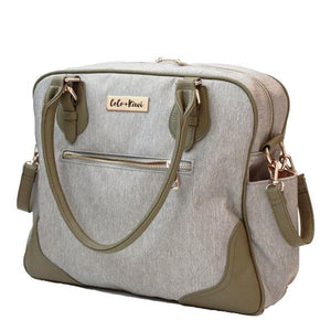 Coco and Kiwi  Provence Bag /Fern/