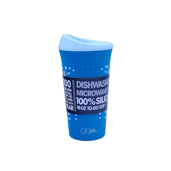 GoSili - 16oz To-Go Coffee/Tea Cup
