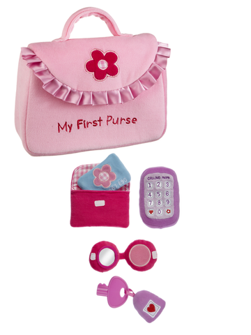 "Ganz 9"" My First Purse Set"