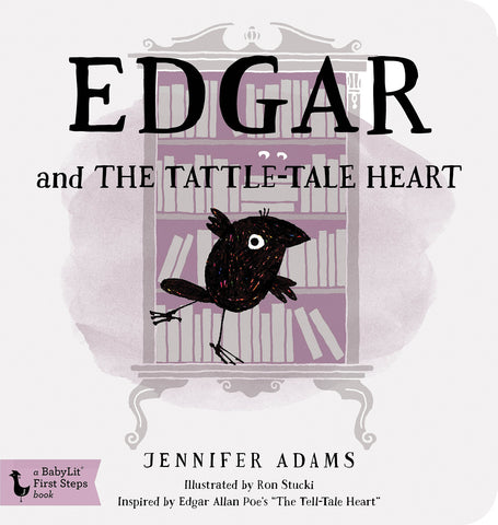 Edgar Tell Tale Heart Cover