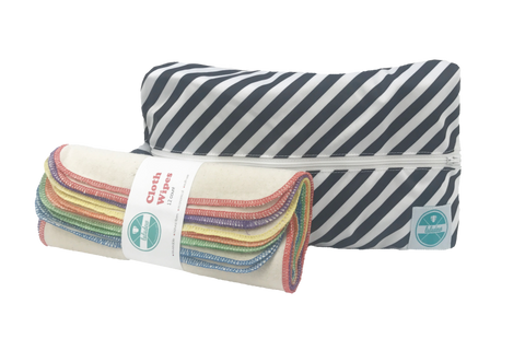 Luludew Wipe Bag Sets