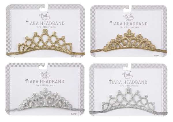 Ganz Princess Tiara Headband