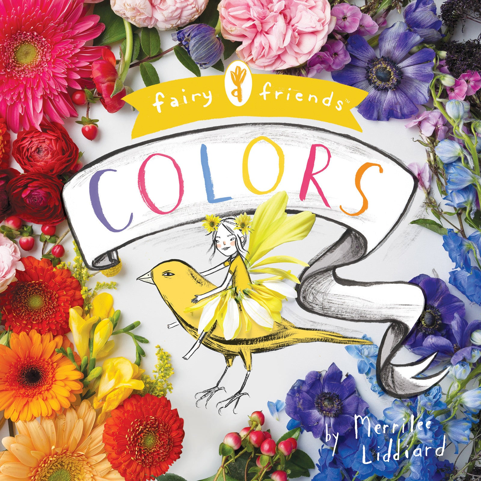 fairy friends colors cover