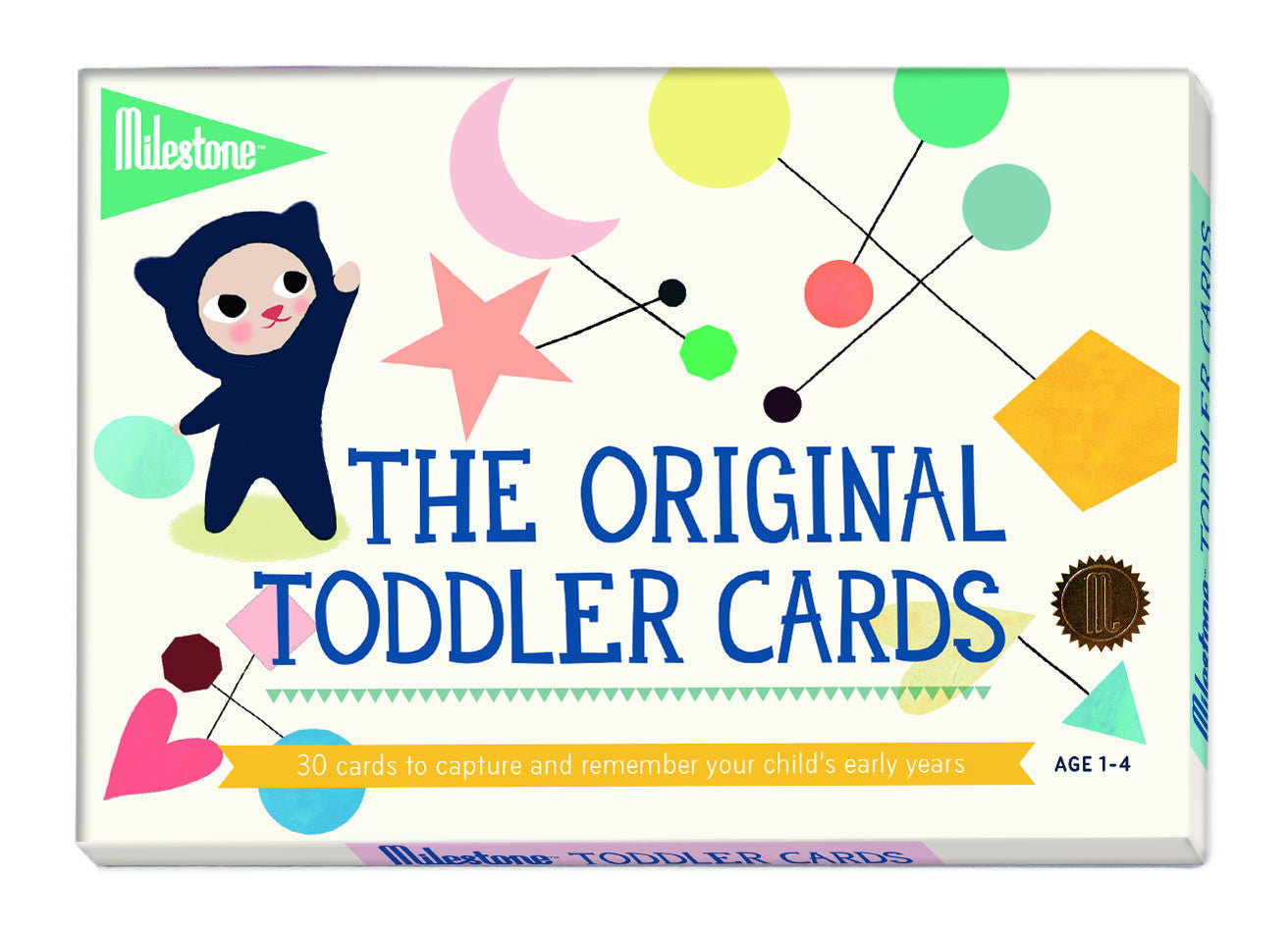 Milestone Original Toddler Cards