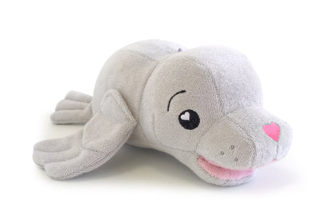 SoapSox Buddies- Charlotte the Seal