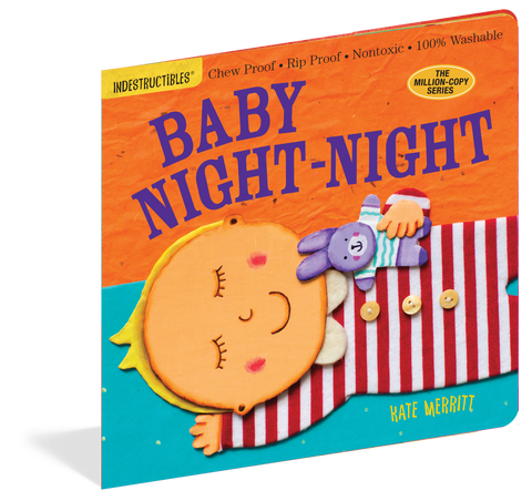 Indestructibles Baby Night Night