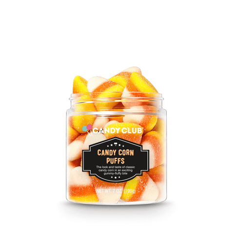 Candy Club - Candy Corn Puffs