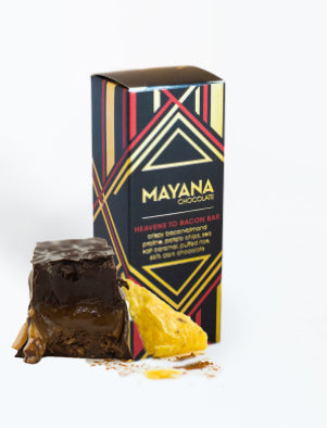 Mayana Chocolate - Heavens to Bacon Bar