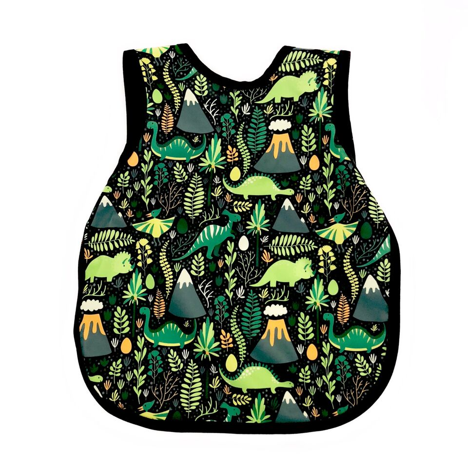 c2379ab462a BapronBaby - Dino Days Bapron – Water Lilies Boutique- For Baby and Mom
