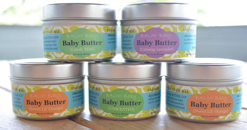 Balm!Baby Baby Butter