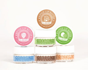 Live Beautifully Whipped Lip Butters