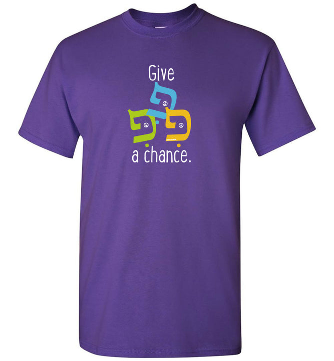 Give Peace A Chance - shirt