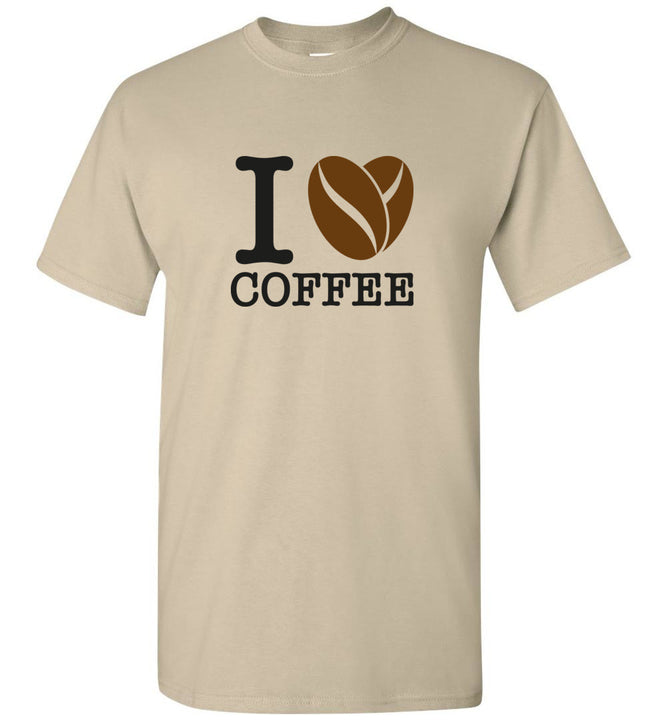 I Love Coffee T