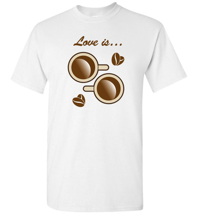 Love Is… Coffee