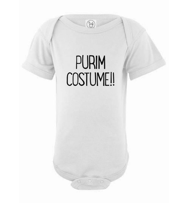 Baby Purim Costume