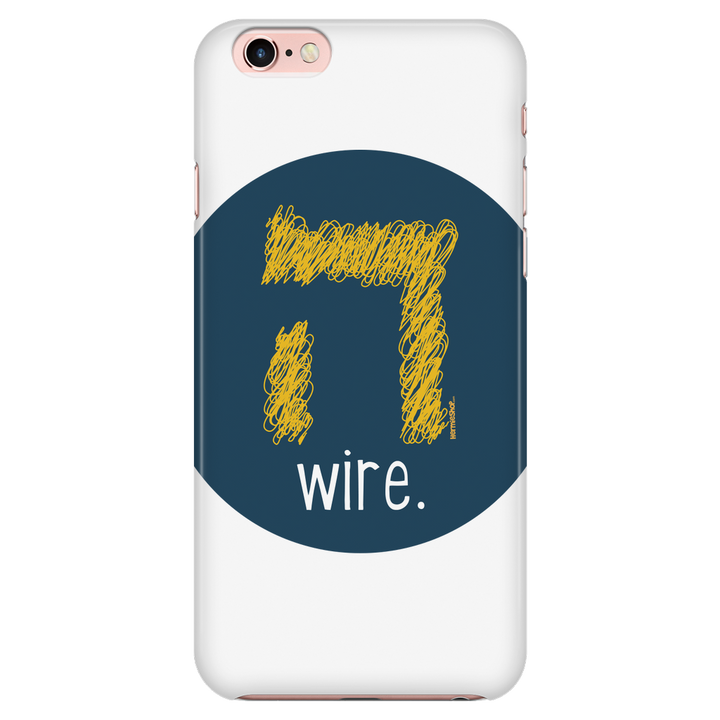 Haywire - iPhone case