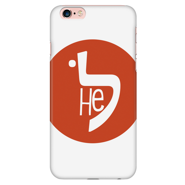 Hello - iPhone Case