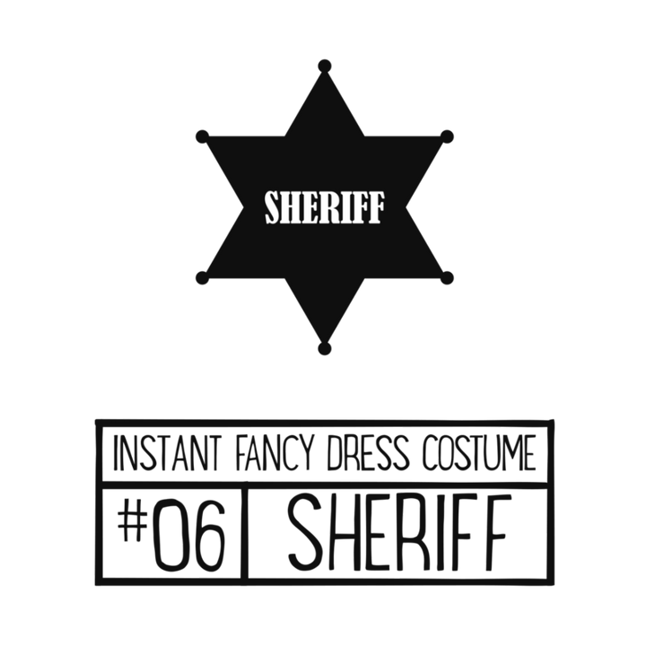 Purim #6 Sheriff