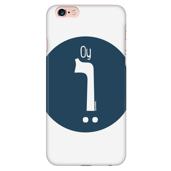 Oy Vey - iPhone case