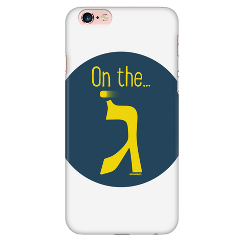 On The Go - iPhone case