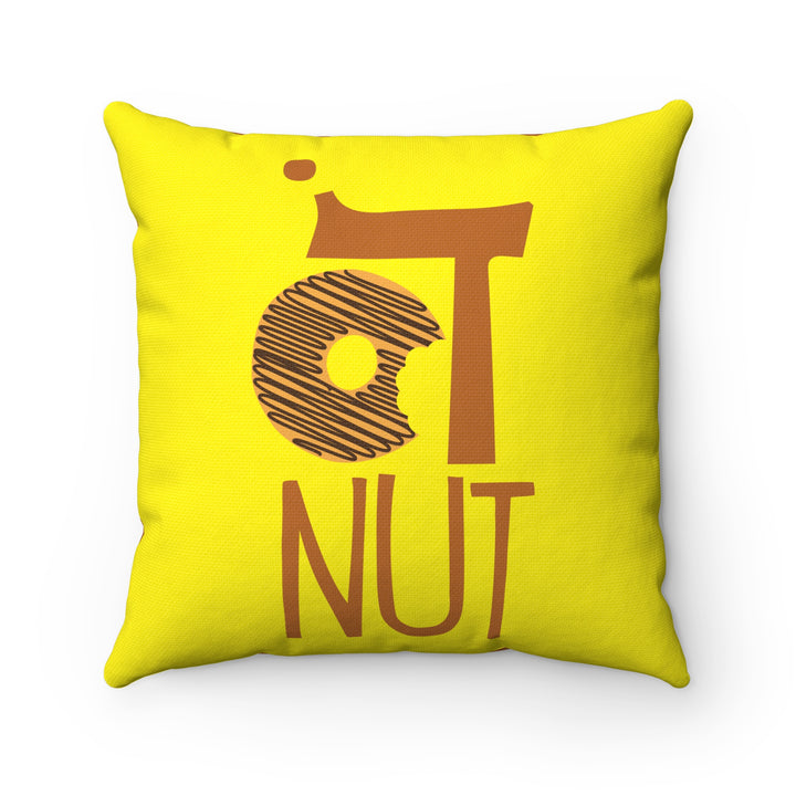 Donut Square Pillow