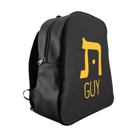 Tough Guy School Backpack