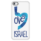 Love Israel - iPhone Case