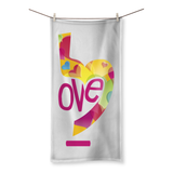 Love Kite Beach Towel