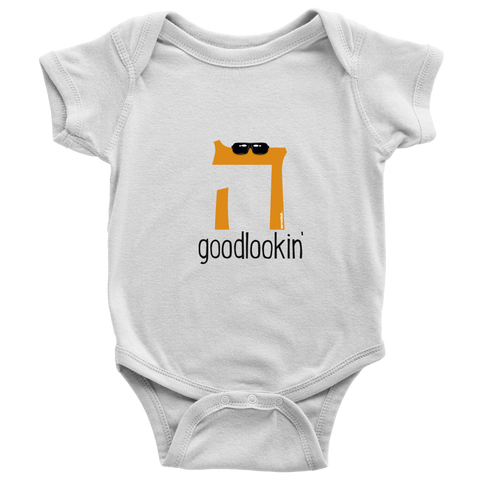 Hey Good Lookin' - Baby Onesie