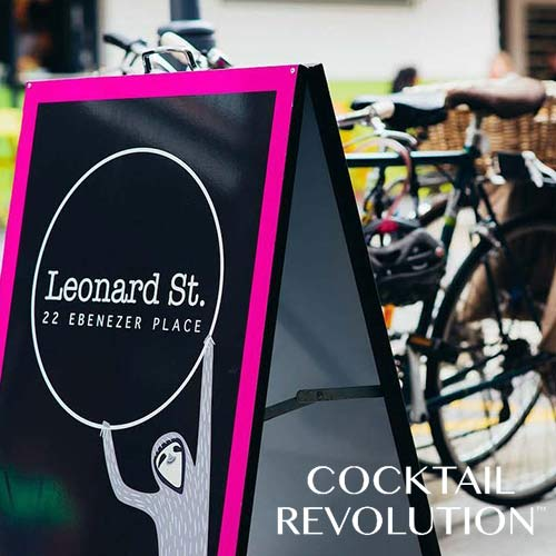 Leonard St. - Cocktail Revolution