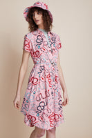 Snakes & Ladders Dress