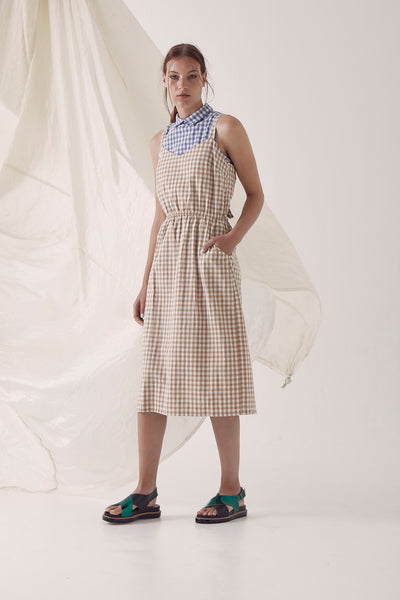 Picnic Gingham Dress