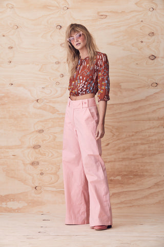 Summer Manhattan Pant